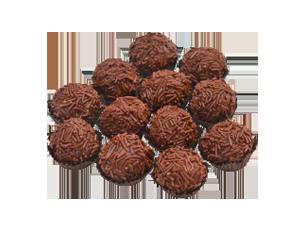 Brigadeiro de Chocolate ao Leite