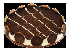 Torta Holandesa para vendas corporativas, doces lindos, gostosos e terceirizados para maior rentabilidade e padronização da produção